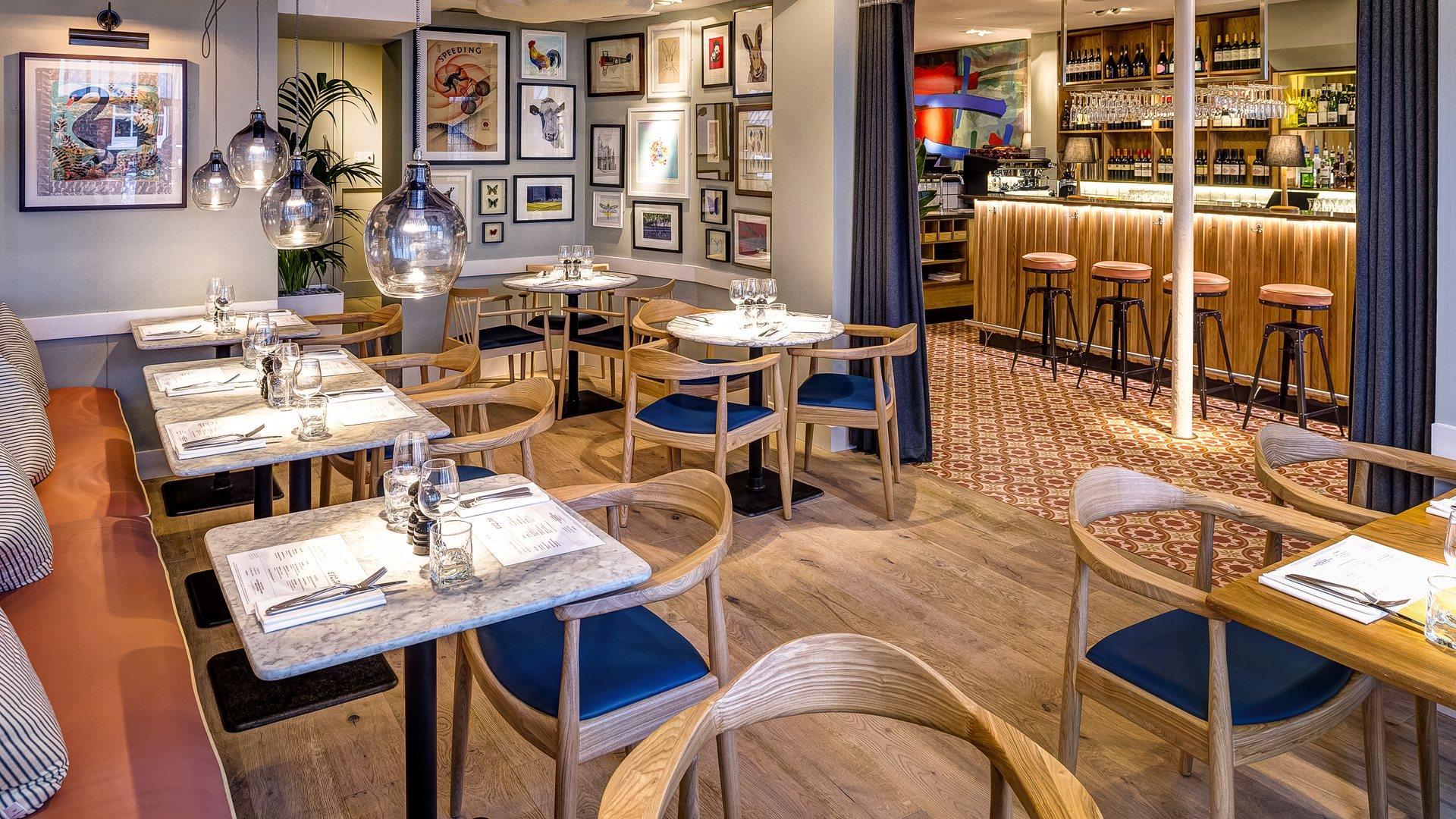 Lussmanns opens for breakfast in Hitchin
