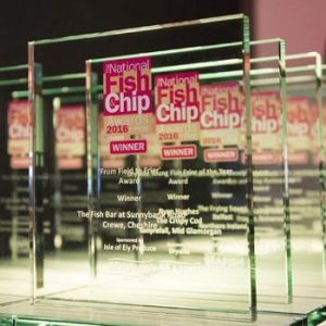 National Fish and Chip Awards 2016