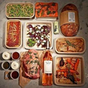 Luxury Lamb Box for Four or Six