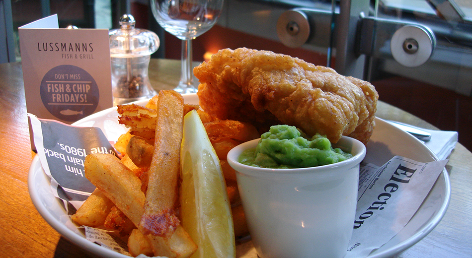 Friday Fish and Chip Deal